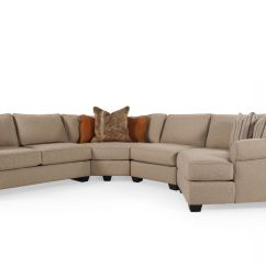 Jonathan Louis Benjamin Sectional Sofa Beds On Gumtree Glasgow Four Piece Contemporary In Sand Mathis