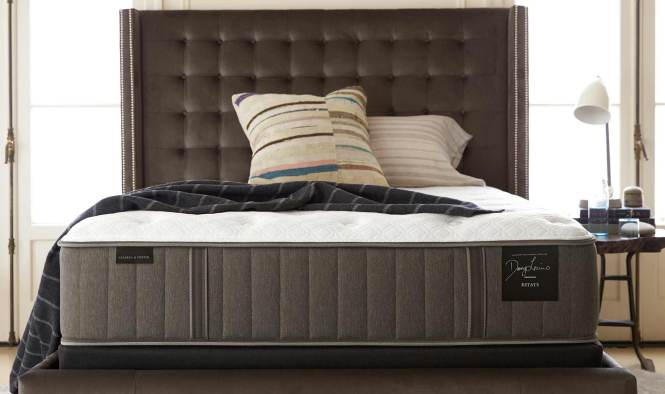 Every Stearns And Foster Mattress Is Handcrafted By Certified Craftsmen Who Have Been Specially Trained Pay Relentless Attention To Detail Build The