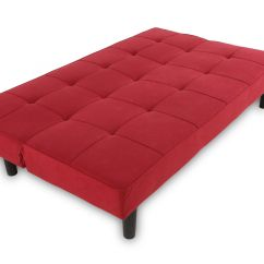 Flip Flop Chair Where Can I Buy Covers Near Me Ashley Vara Red Converta Sofa Mathis Brothers