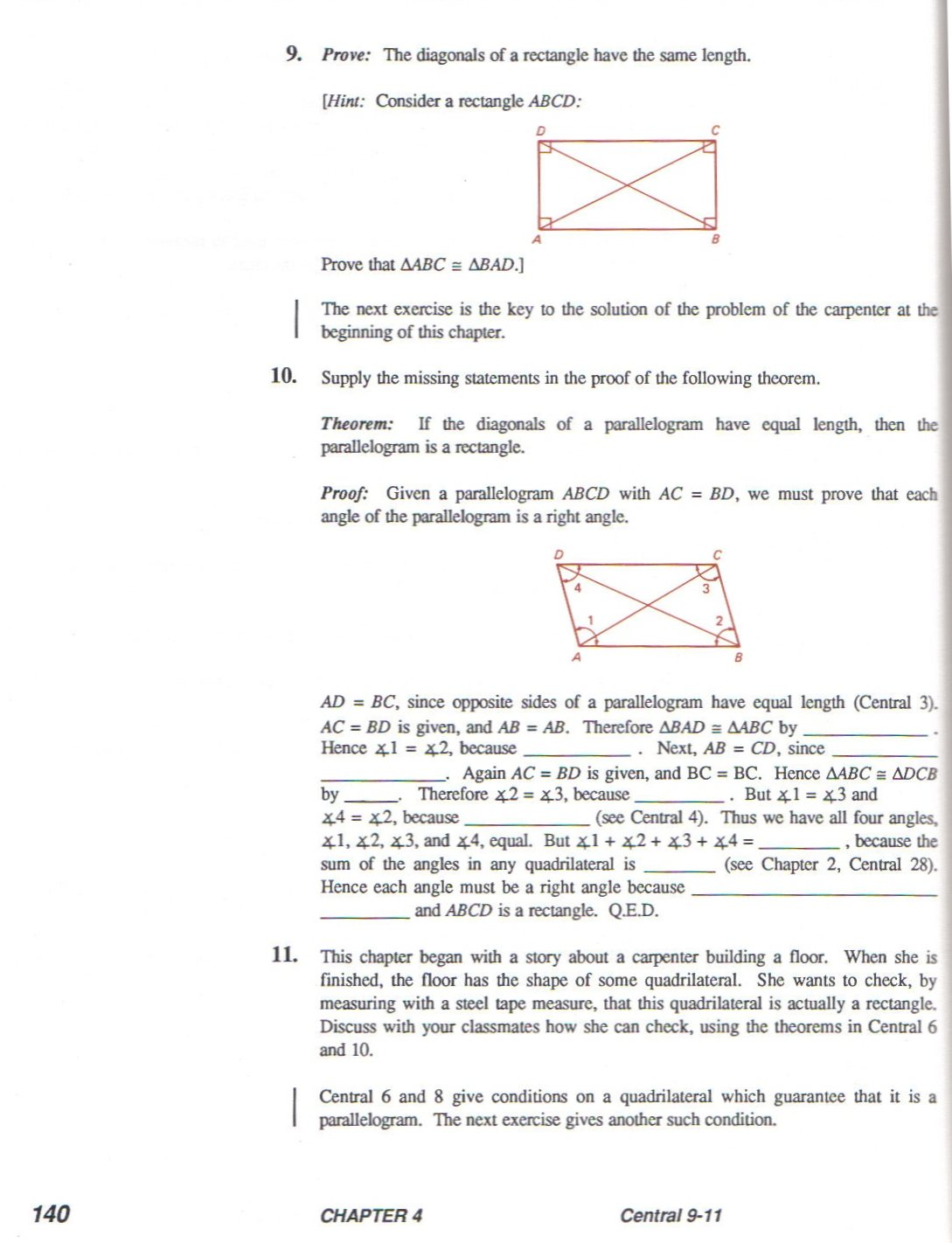 Review Of Geometry A Guided Inquiry With Home Study