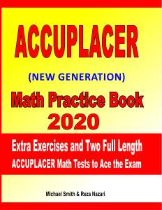 Accuplacer - Math Notion