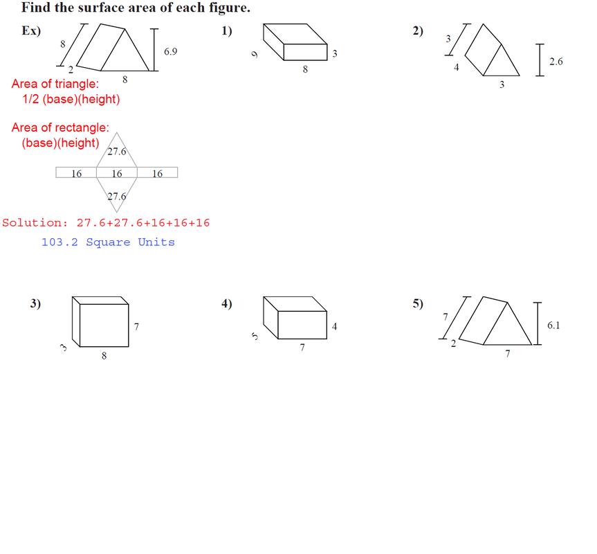 Homework (2013-2014)
