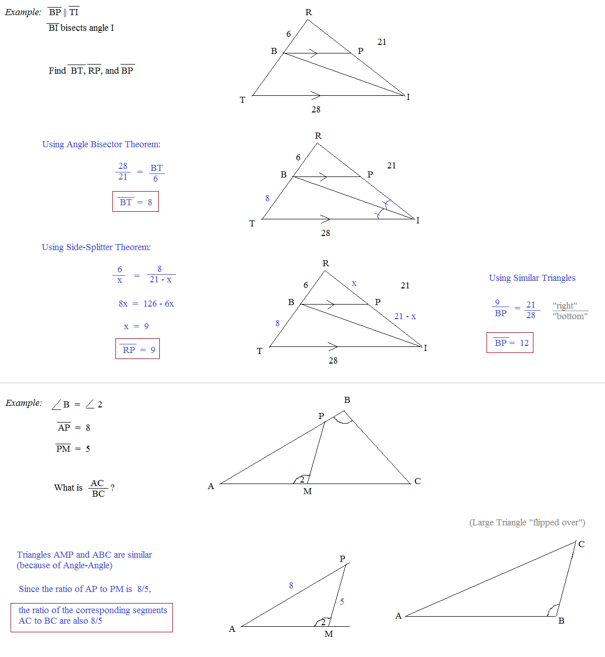Classifying Triangles By Sides And Angles Worksheet