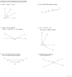 Angle Proofs Worksheet With Answers - Nidecmege [ 1301 x 1241 Pixel ]