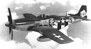 Figure 1: P-51 Mustang.