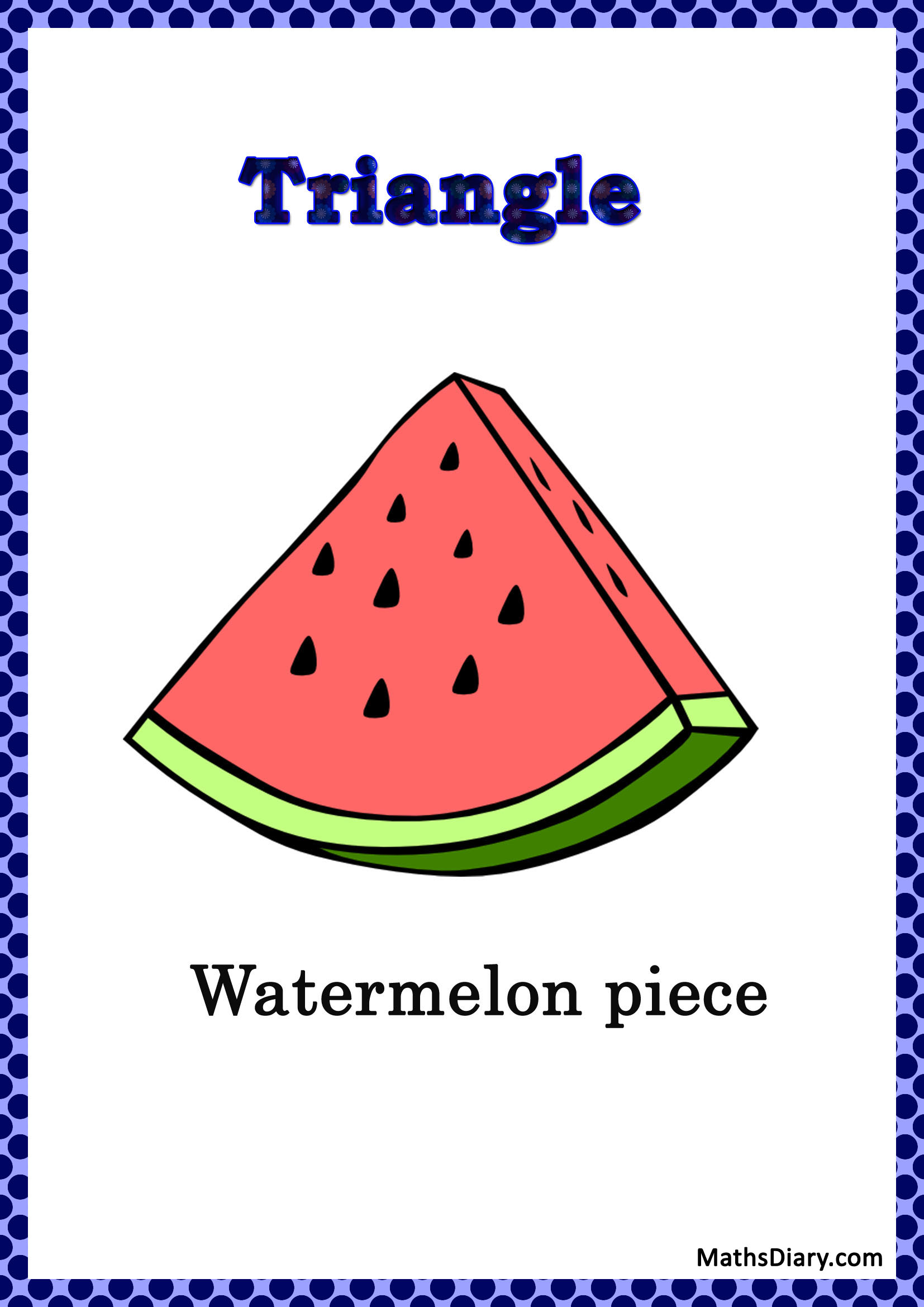 Watermelon Seed Worksheet Pictures To Pin