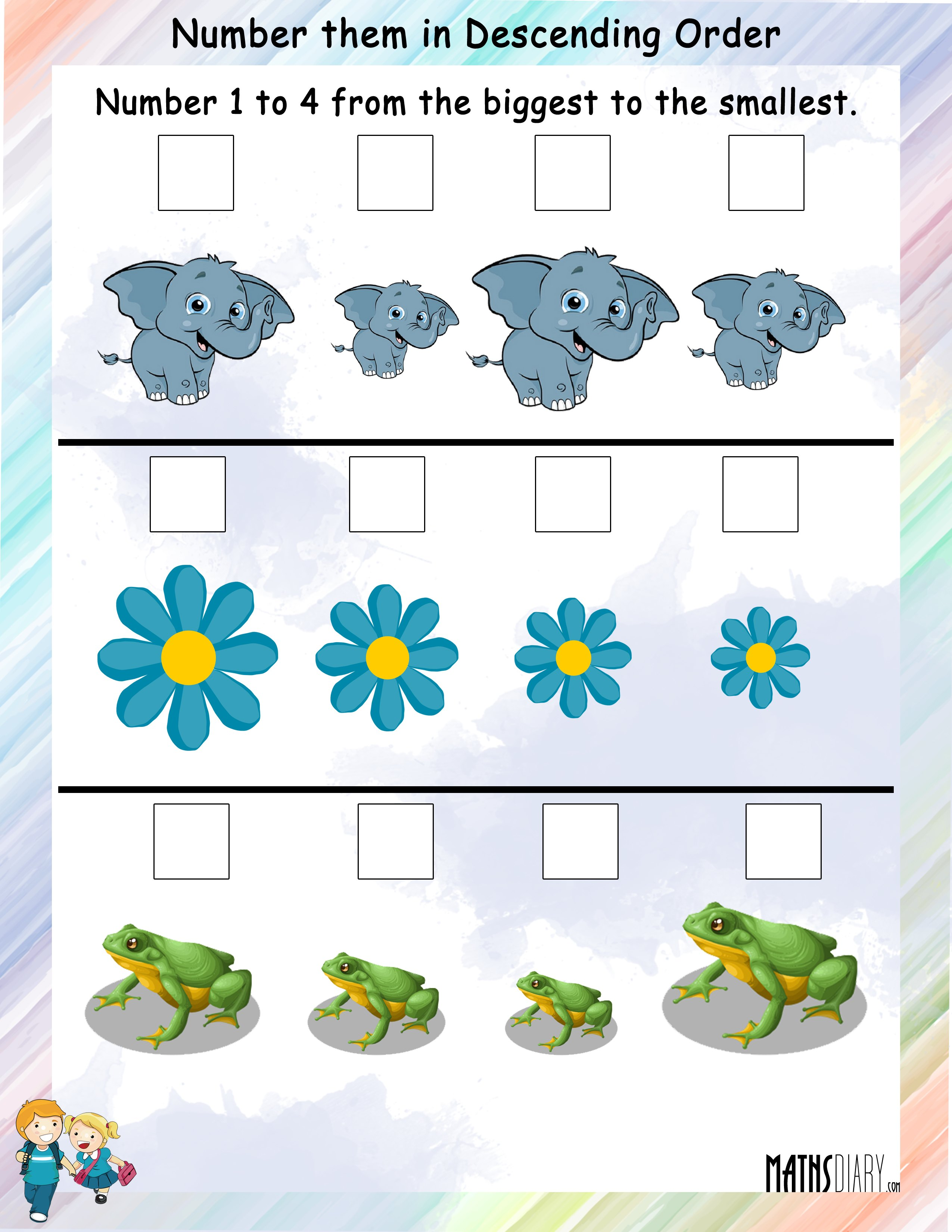 Worksheets On Pronouns For Grade 1