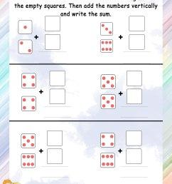 Grade 1 Math Worksheets - Page 2 [ 3300 x 2550 Pixel ]