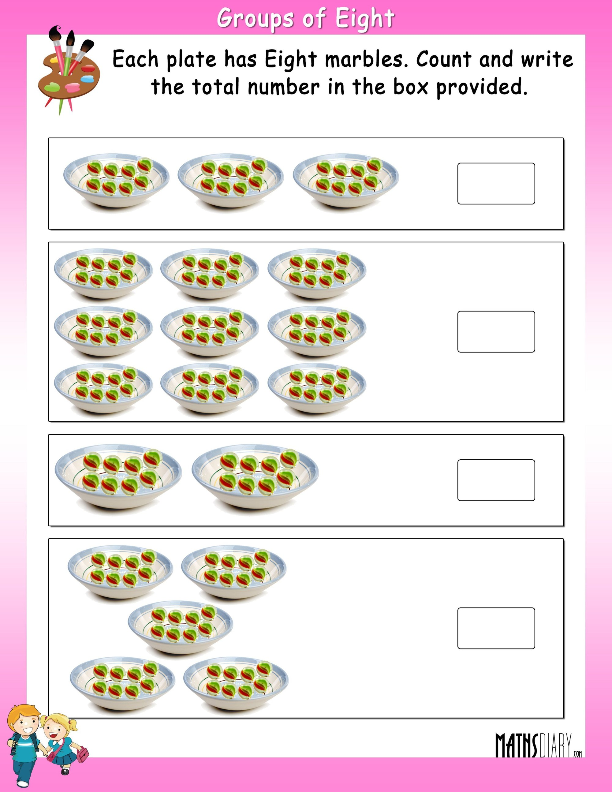 hight resolution of Practical Maths – Grade 2 Math Worksheets - Page 2