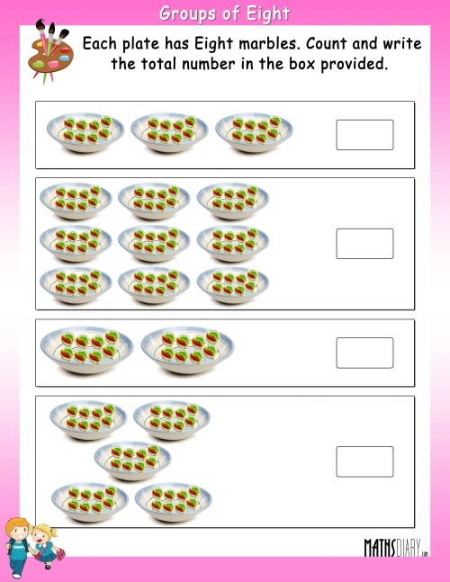 small resolution of Practical Maths – Grade 2 Math Worksheets - Page 2
