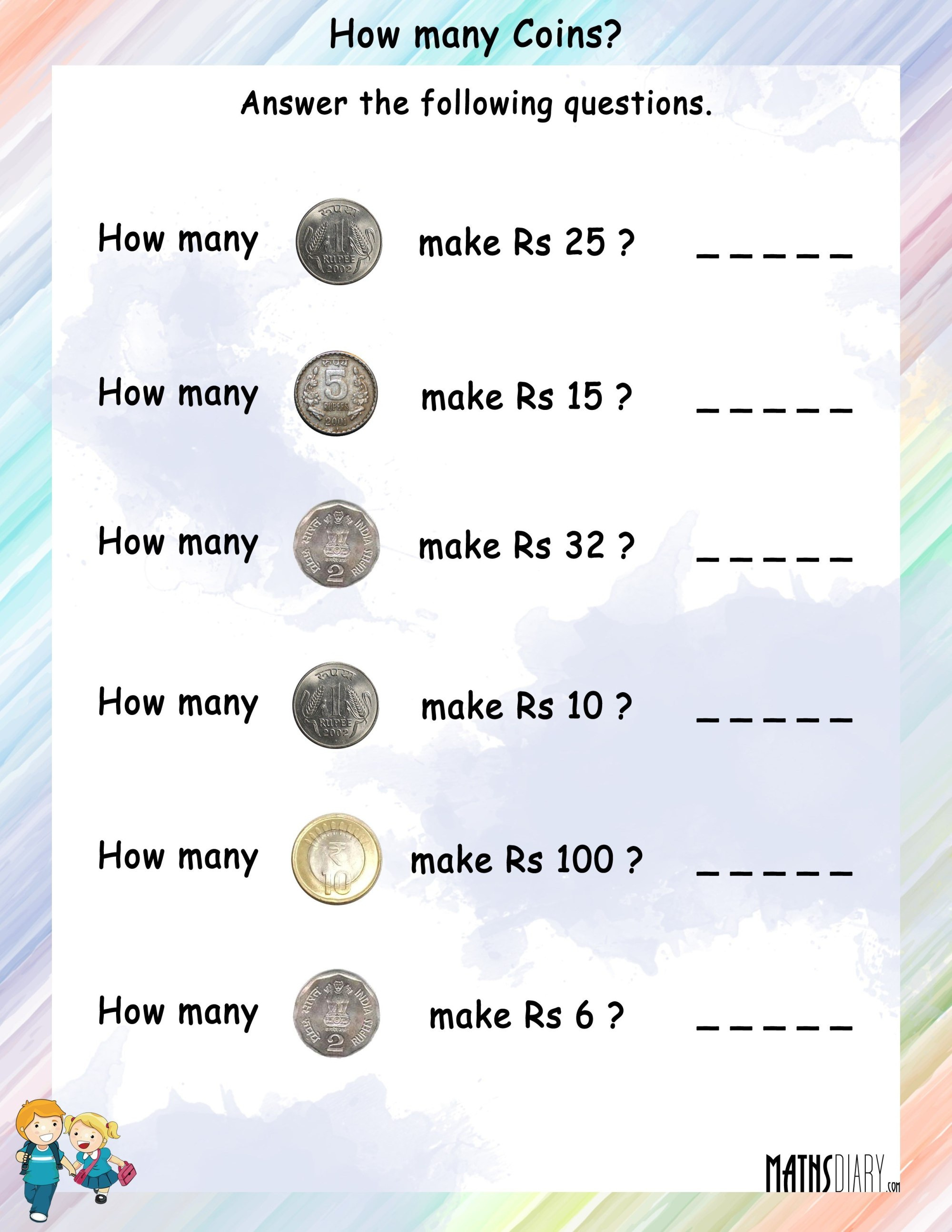 hight resolution of Canadian Money Worksheets For Grade 1   Printable Worksheets and Activities  for Teachers