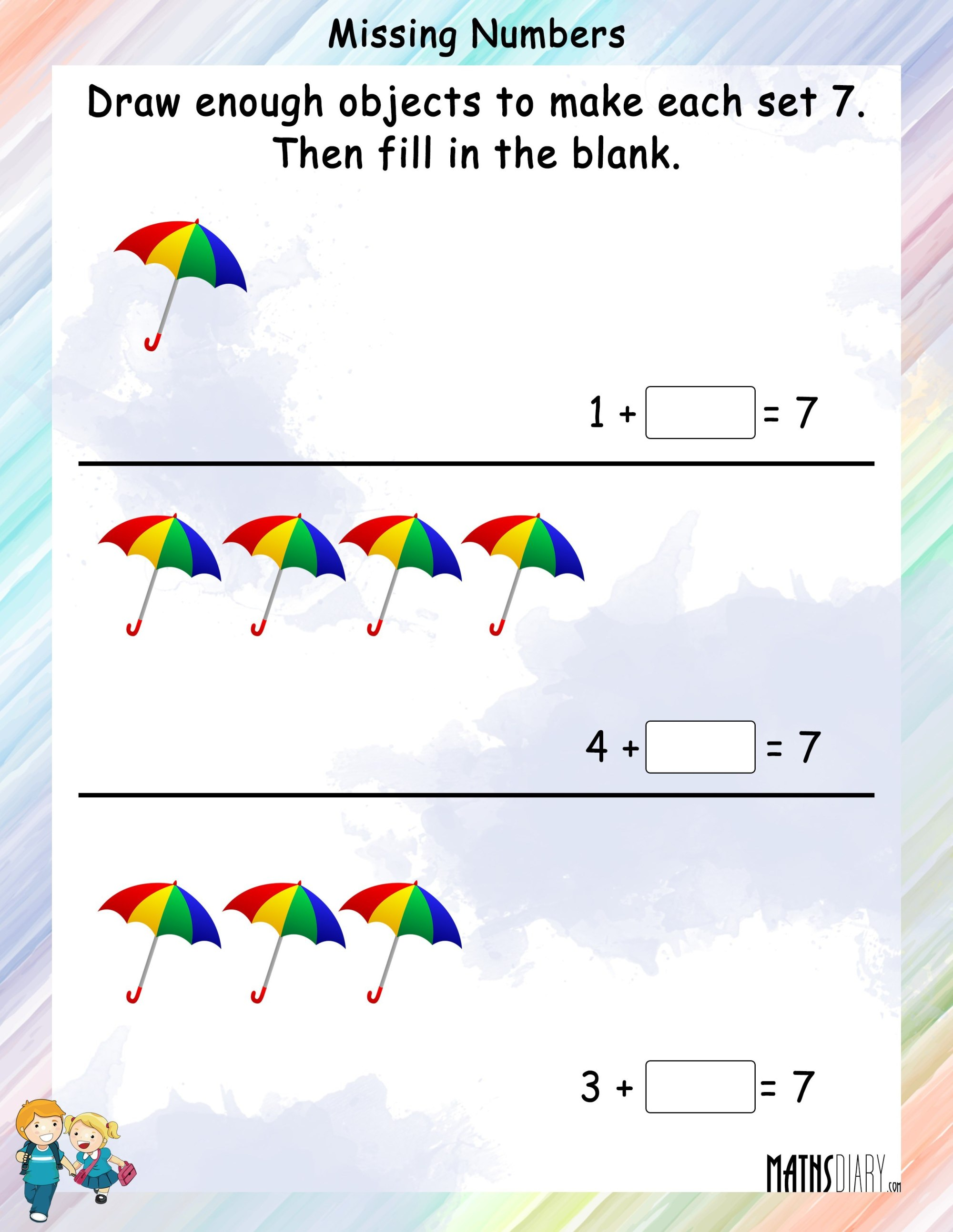 hight resolution of Colouring Worksheets – Grade 1 Math Worksheets - Page 2