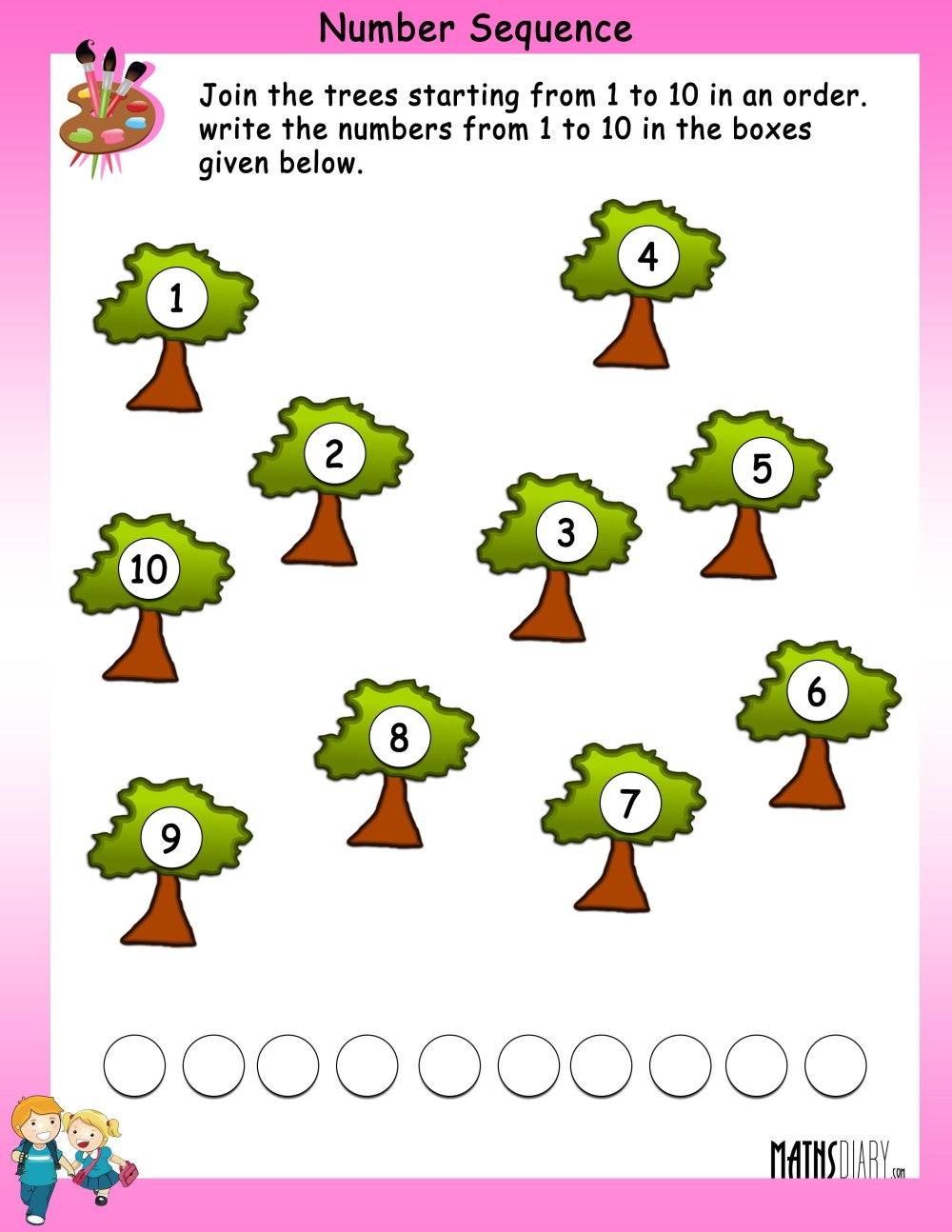 medium resolution of Patterns – UKG Math Worksheets