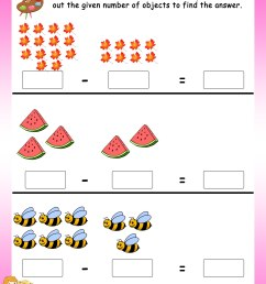 Math Subtraction Worksheets Grade 1   Printable Worksheets and Activities  for Teachers [ 3300 x 2550 Pixel ]
