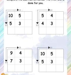 1 Grade Worksheets Subtracion   Printable Worksheets and Activities for  Teachers [ 3300 x 2550 Pixel ]