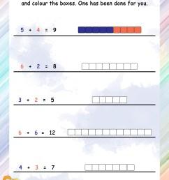Colouring Worksheets – Grade 1 Math Worksheets [ 3300 x 2550 Pixel ]