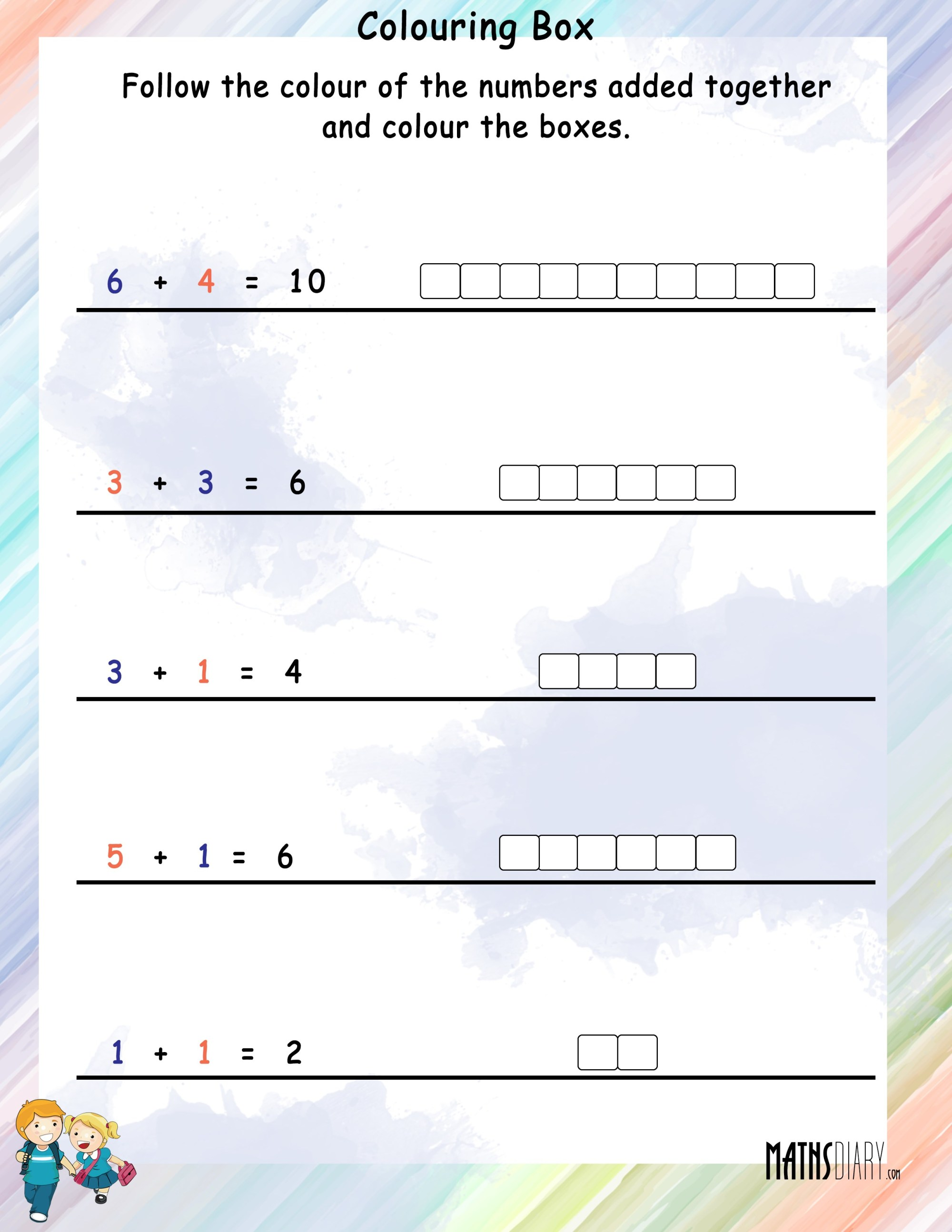 hight resolution of Colouring Worksheets – Grade 1 Math Worksheets