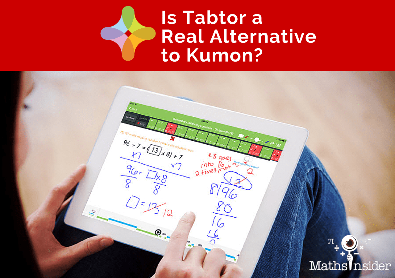 Is Tabtor A Real Alternative To Kumon