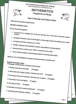 MathSphere Maths Worksheets