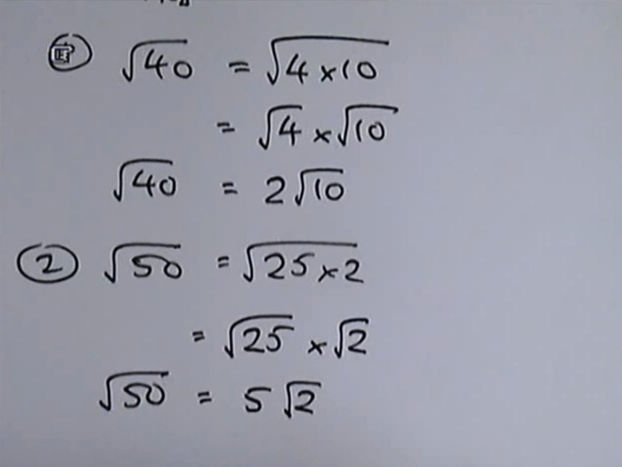 How To Solve Simultaneous Equations Gcse Bitesize