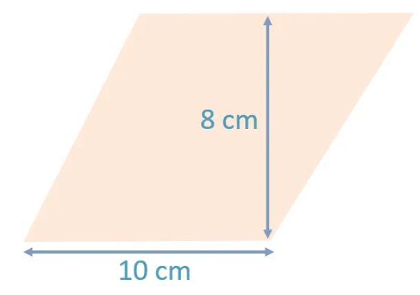 example of a parallelogram