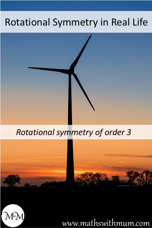 rotational symmetry in real life