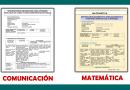 Experiencias de Aprendizaje de Comunicación y Matemática. [05 de Mayo]