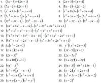 Division Of Polynomials Worksheet Doc - operations with ...