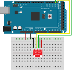 Usb Pinout Diagram Wiring For One Way Light Switch Read Temperature From An I2c Based Sensor Using Arduino Hardware - Matlab & Simulink Example