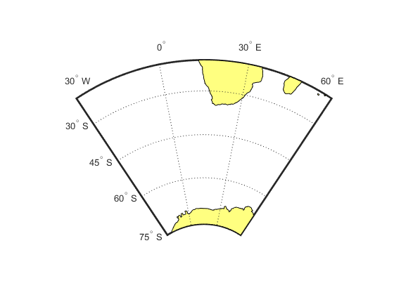 Drawing Sectors / Conic Sections in OpenLayers