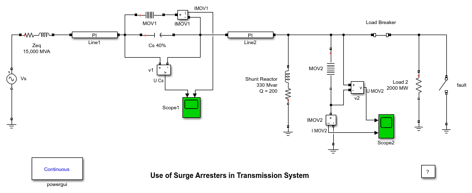 surge arrester wiring diagram home creator electrical drawing tool great installation of use arresters in transmission system matlab circuit diagrams app