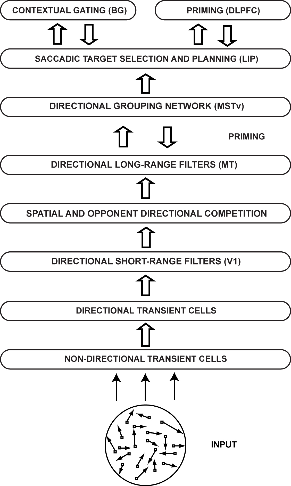 Motion Decision Mode Model