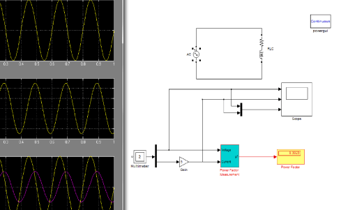 small resolution of power factor measurement block