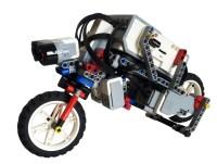 Lego Mindstorms EV3 bike project - File Exchange - MATLAB ...