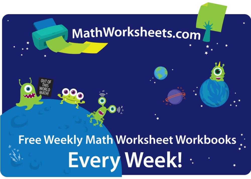 medium resolution of Math Worksheets - Free PDF Printables with No Login   MathWorksheets.com