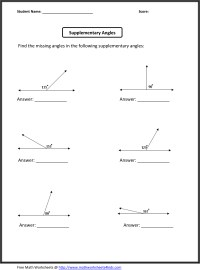 Sixth Grade Math Worksheets | New Calendar Template Site
