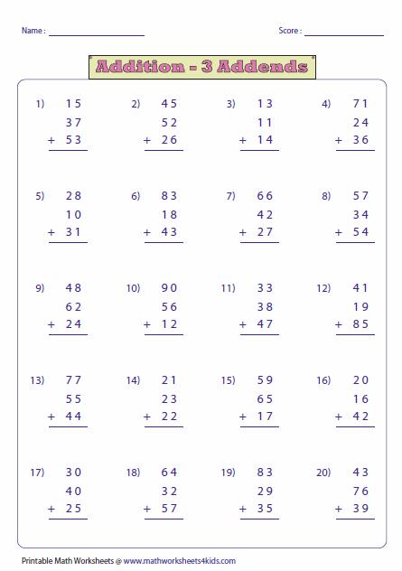 Printable Attendance Sheets 2014