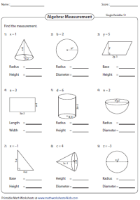 Variables And Expressions Worksheet Worksheets For School ...