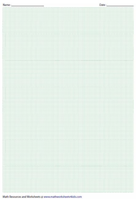 graph paper square