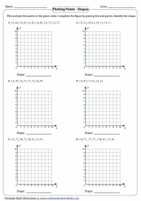Plotting Points Worksheets Free Worksheets Library ...