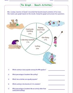 also pie graph worksheets rh mathworksheets kids
