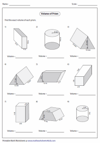 The gallery for --> Rectangular Prism Template