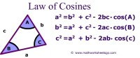 Law of Sines and Cosines Worksheet with Key (pdf).