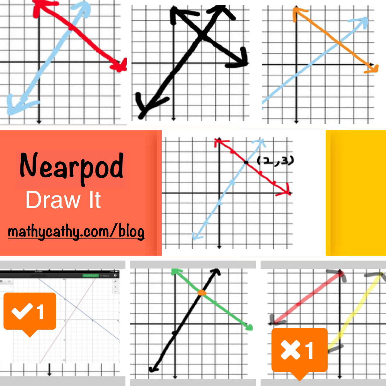 Graphing Linear Equations Quilt Project Worksheet Answers