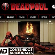 Deadpool Website