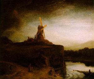 Ρέμπραντ Χάρμενσοον Βαν Ρέιν (Rembrandt Harmenszoon van Rijn) - 02