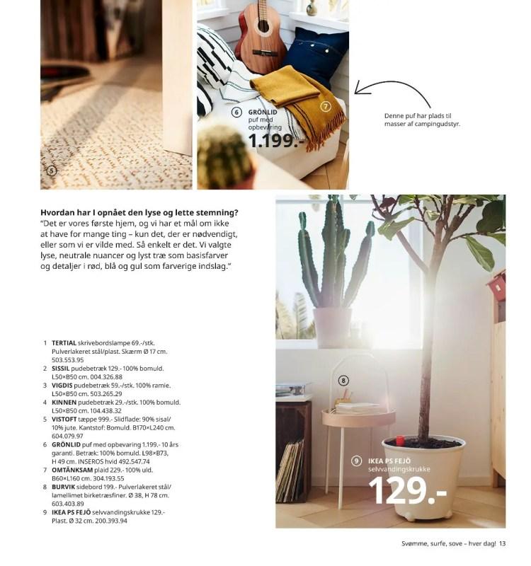 mopsig bestik oftast tallerken ikea 2021 katalog side 13