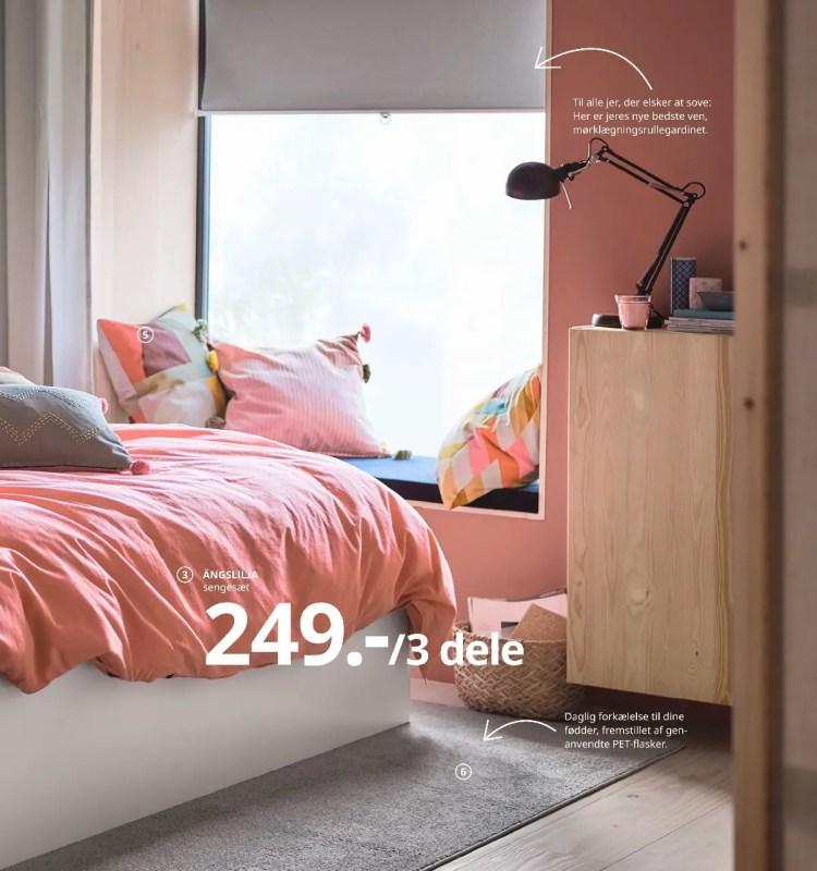 Bergpalm dynebetræk ikea 2021 katalog side 3