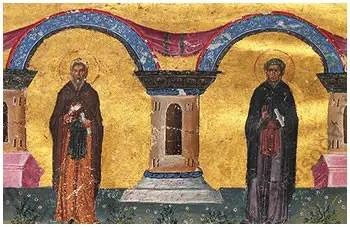 Οι Άγιοι Δεκαπολίται Προκόπιος και Βασίλειος