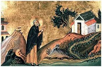 Άγιος Ισίδωρος ο Πηλουσιώτης